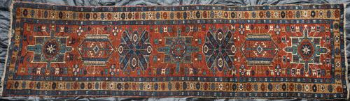 Antique Karadja Persian Runner