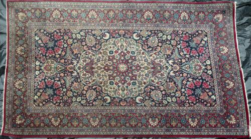 Old Semnan Persian Rug