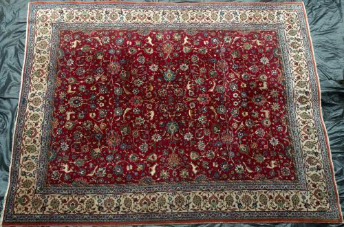 Old Tabriz Persian Carpet