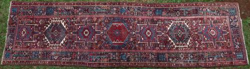 Old Karadja northwest Persian runner
