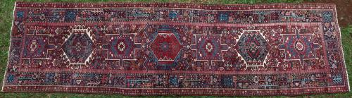 Old Karadja northwest Persian runner
