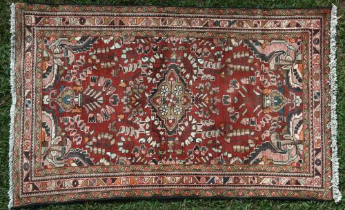 Old Mahal Persian Rug