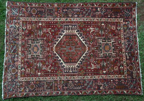 Old Karadja Tribal Rug