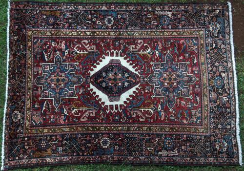 Old Karadja Persian Rug