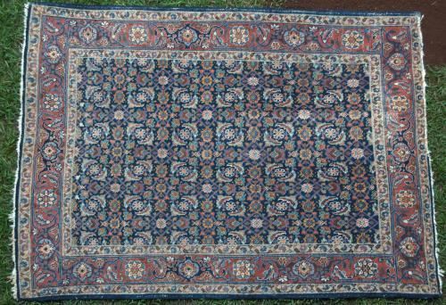 Old Sarouk or Tabriz Persian Rug