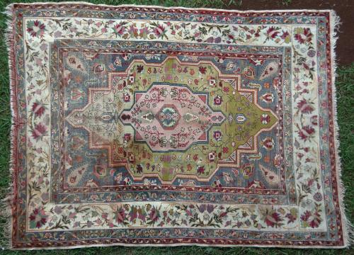 Antique Kayeri Turkish Rug