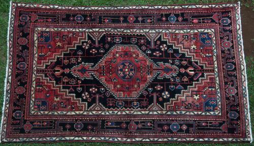 Hamadan Sanjan Persian Rug