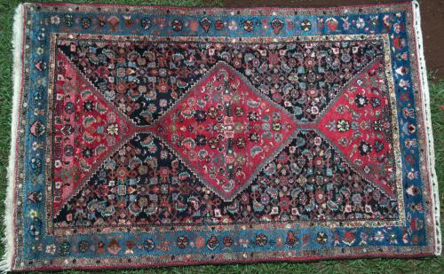 Antique Malayer Persian Rug
