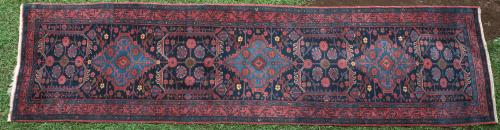 Antique Malayer Persian Runner