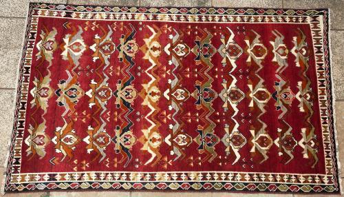 Lori Luri Qashqa'i Persian rug