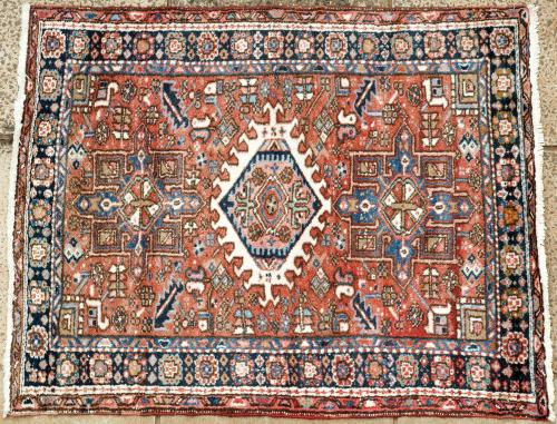 Old Karadja Persian rug