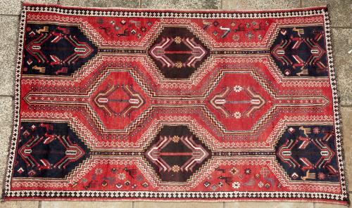 Old Lori or Luri tribal rug