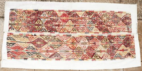 Old tribal embroidery - Caucasian? Qashqa'i?