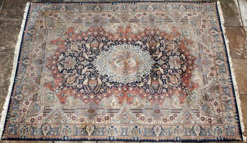 Kashmar Persian carpet