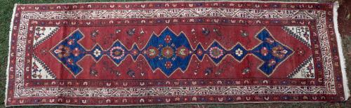 Antique Hamadan or northwest Persian runner