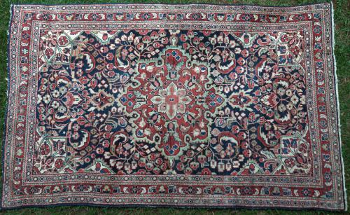 Old Sarouk Mahal Northwest Persian Rug