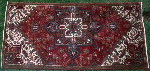 Heriz Persian Rug