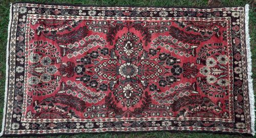Old Lillihan Persian rug