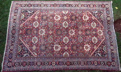 Old Mahal Persian Carpet