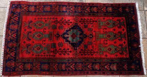 Koljai Iran Persian Tribal Rug