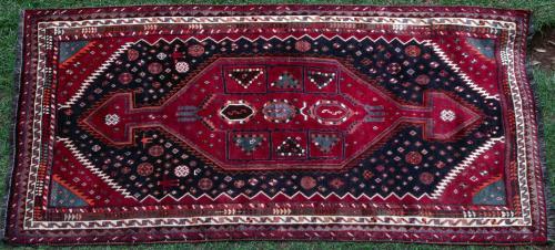 Qashqa'i Tribal Persian Rug