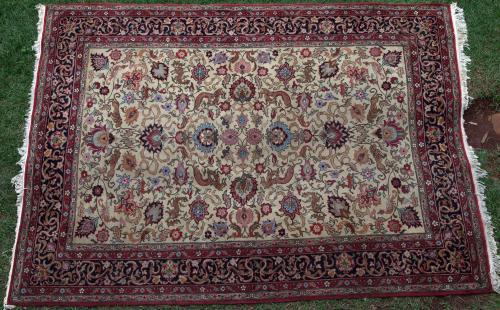 Antique European Carpet