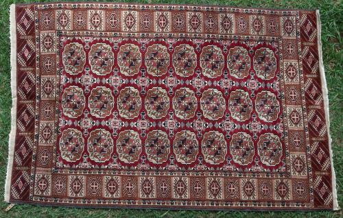 Old Tekke Russian Soviet rug