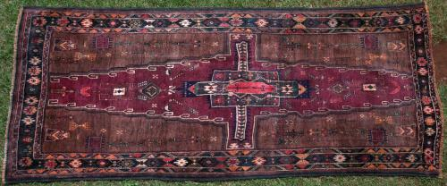 Old Persian Runner Tribal