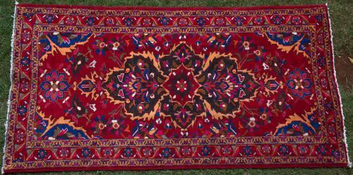 Bold Persian Mahal Rug