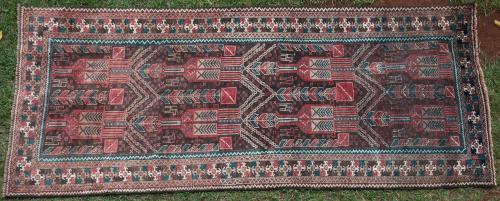 Old Persian Runner Tribal Baluch