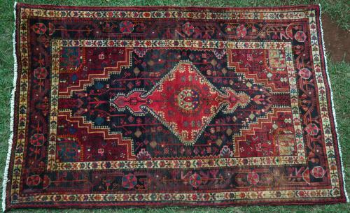 Persian Village Rug Hamadan