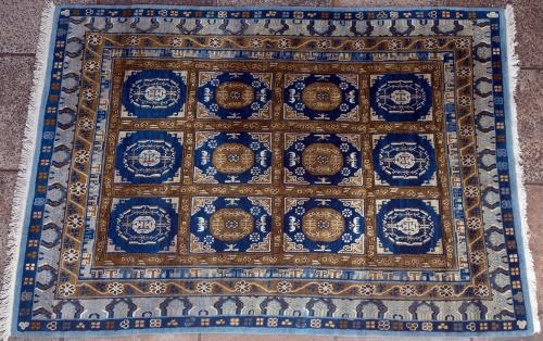 Old Tibetan Carpet