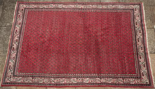 Old Serabend Persian Carpet