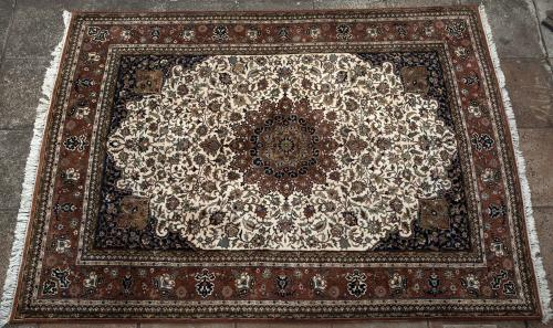 Tabriz northwest Iran carpet