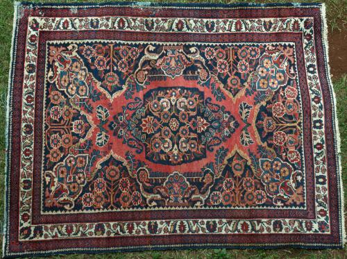 West Persia Mahal Sultanabad Rug