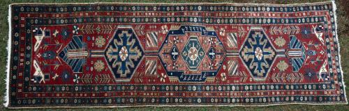Old Karadja Persian Runner