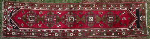 Turkish Yuruk Anatolian Runner tribal