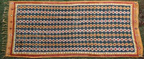 Antique Morrocan (Rabat?) Rug