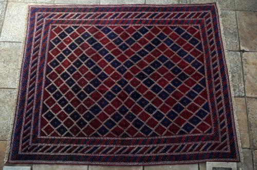 Afghan Mushwani Carpet