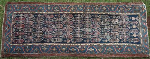 Antique Northwest Persian Hamadan Runner