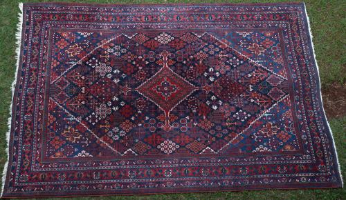 Old Joshagan or Meymeh Persian Carpet