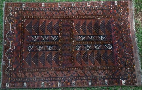 Antique Turkoman Tekke Hatchlu or ensi