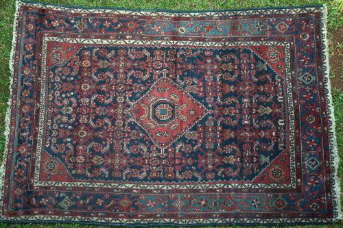 Antique Borujerd or Malayer Rug