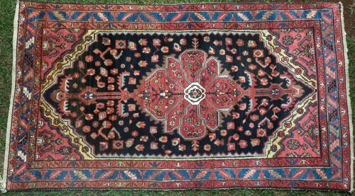 Old Malayer Northwest Persian Rug