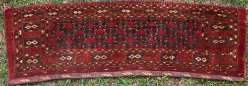 Antique Ersari Turkoman Central Asian Torba