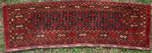 Antique Ersari Turkoman Central Asian Torba