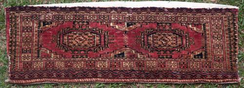 Antique Turkoman Tekke Turkmenistan Torba