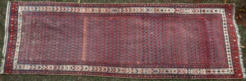 Antique Azerbaijan Persian Runner