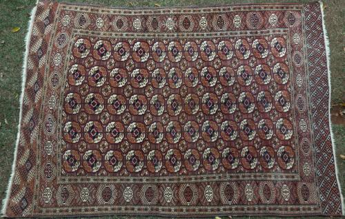 Antique Turkoman Tekke Turkmenistan