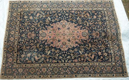 Antique Tabriz Persian Carptet